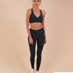 Gymshark black aspire leggings